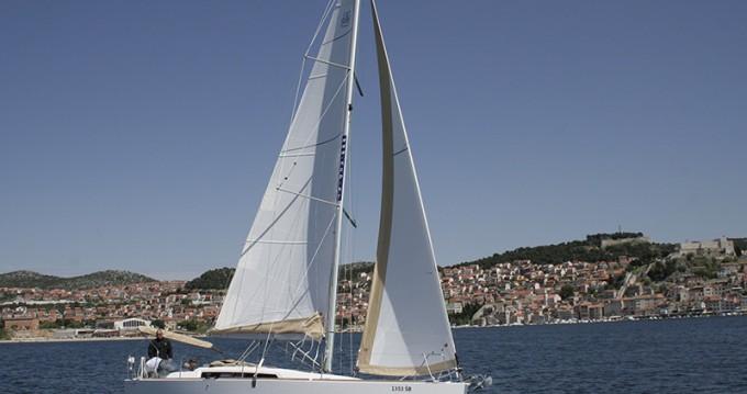 Location yacht à Sibenik - Dufour Dufour 350 GL sur SamBoat