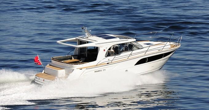 Location bateau Marex Marex 375 à Sibenik sur Samboat