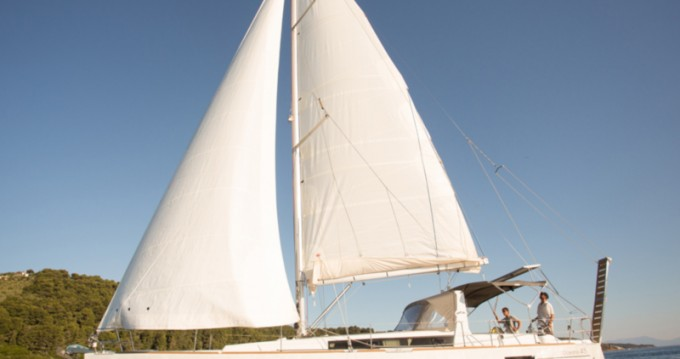 Louez un Bénéteau Oceanis 45 à Skiathos