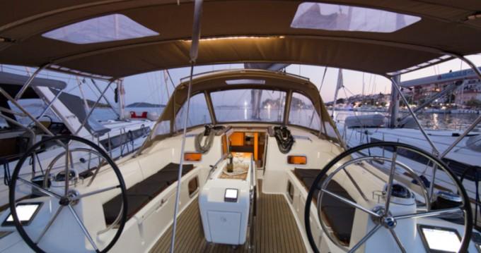 Location bateau Skiathos pas cher Sun Odyssey 519 (AC, Gen)