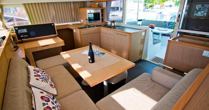 Location Catamaran à San Vincenzo - Lagoon Lagoon 400