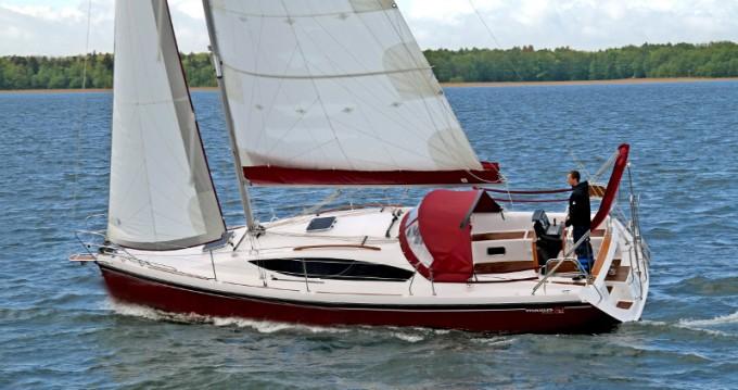 Location bateau Northman Maxus 33.1 RS Standard à Wilkasy sur Samboat