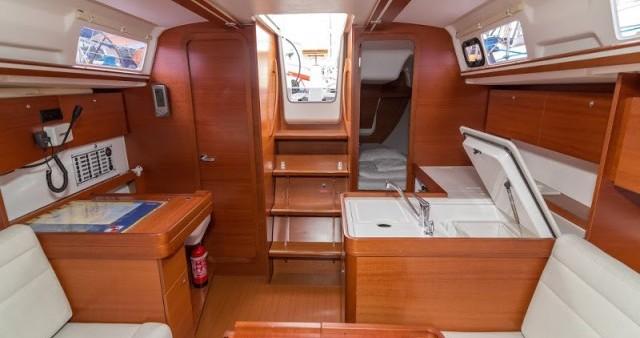 Location yacht à Primošten - Dufour Dufour 335 Grand Large sur SamBoat