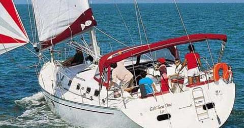 Location bateau Paros pas cher Gib Sea 51