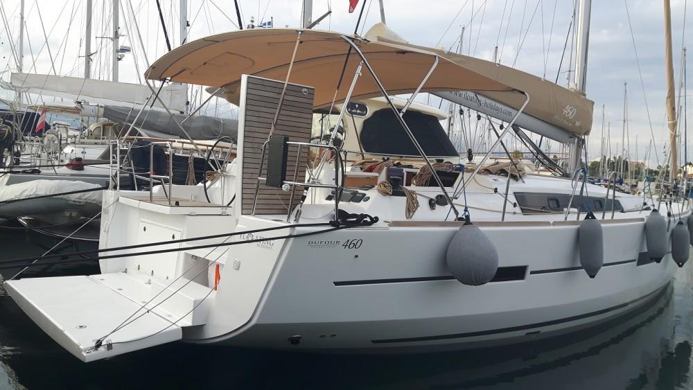Location bateau Tarente pas cher Dufour 460 Grand Large