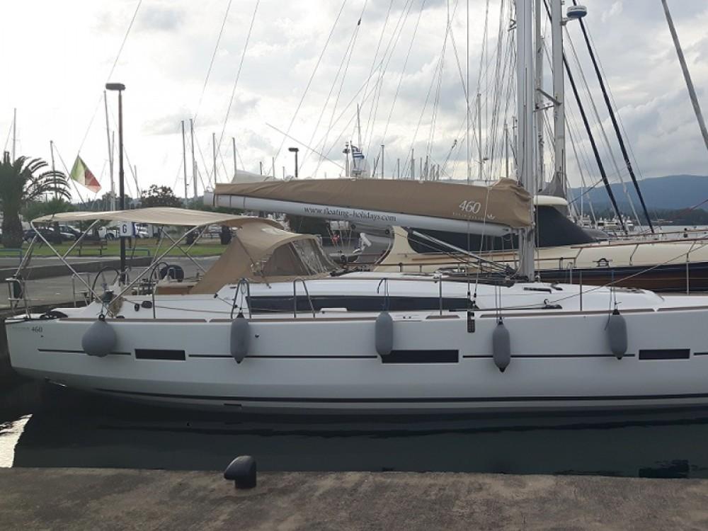 Location bateau Dufour Dufour 460 Grand Large à Tarente sur Samboat