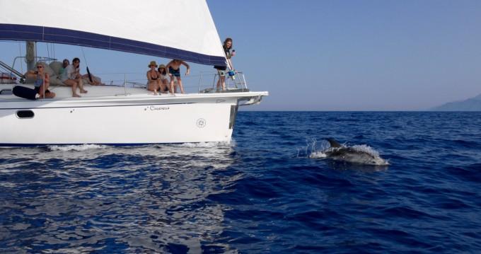Louez un Dufour Gib Sea 51 à Paros