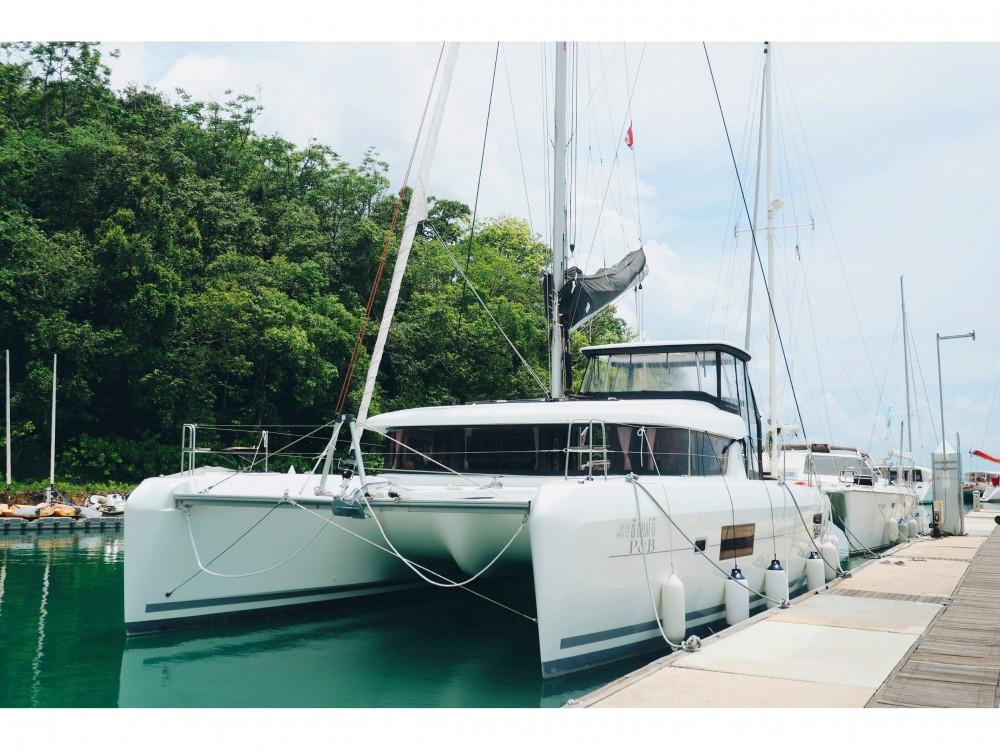Location bateau Province de Phuket pas cher Lagoon 42 -Owner's Version