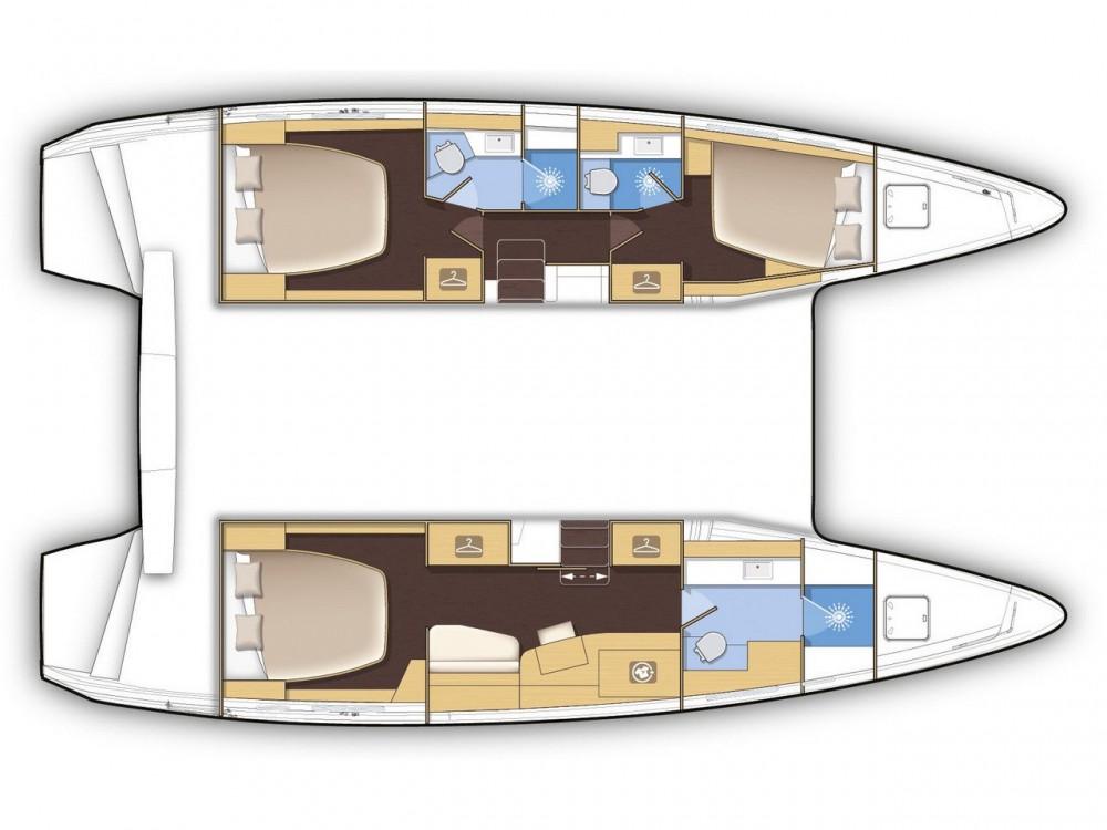Location yacht à Province de Phuket - Lagoon Lagoon 42 -Owner's Version sur SamBoat