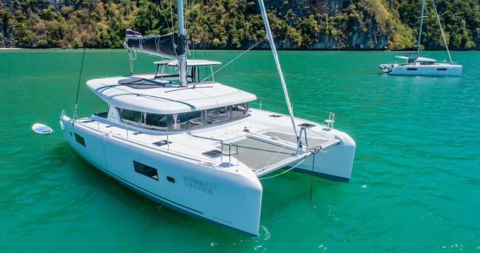 Louer Catamaran avec ou sans skipper Lagoon à Ao Po