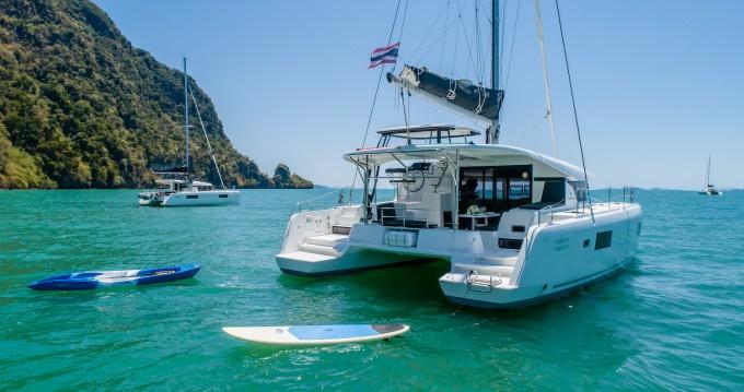 Location yacht à Ao Po - Lagoon Lagoon 42 sur SamBoat