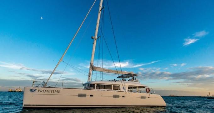 Location yacht à El Nido - Lagoon Lagoon 620 sur SamBoat