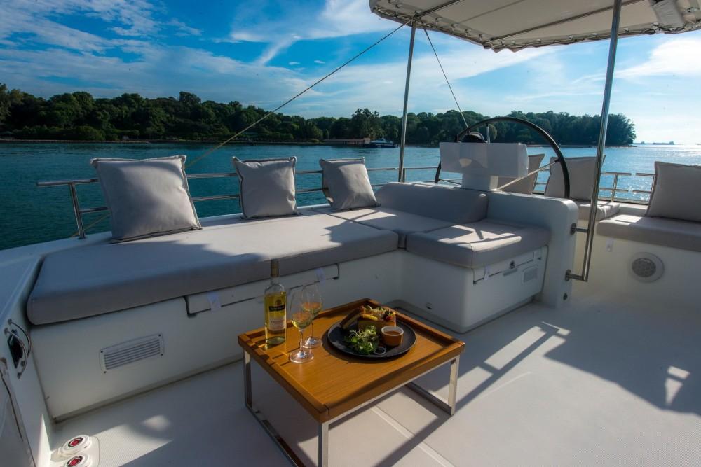 Louer Catamaran avec ou sans skipper Lagoon à El Nido