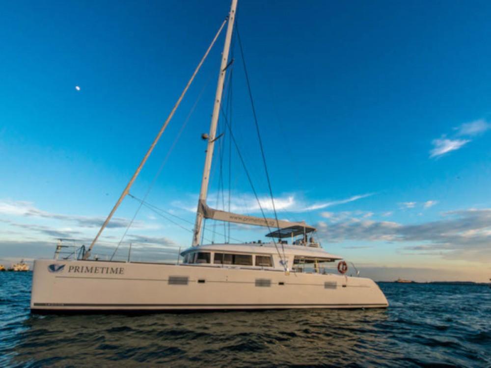 Location yacht à El Nido - Lagoon Lagoon 620 - 5 cab sur SamBoat