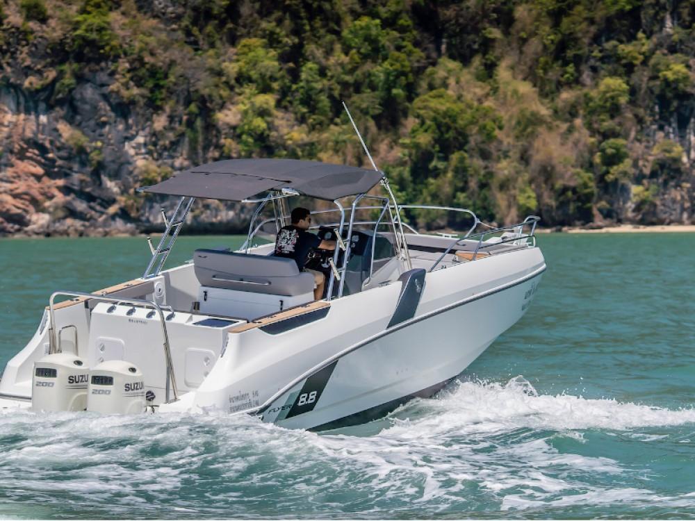 Location bateau Bénéteau Beneteau Flyer 8.8 à Phuket sur Samboat