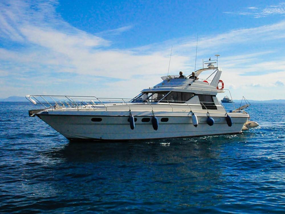 Location bateau Princess Princess 45 à Kontokali sur Samboat