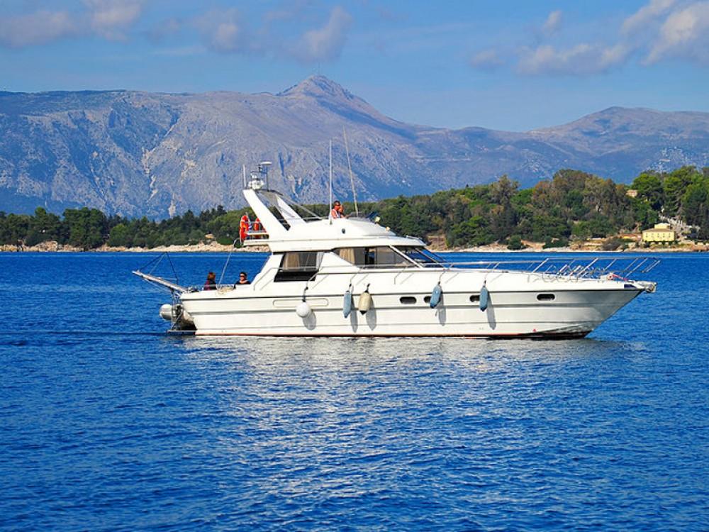 Location bateau Kontokali pas cher Princess 45