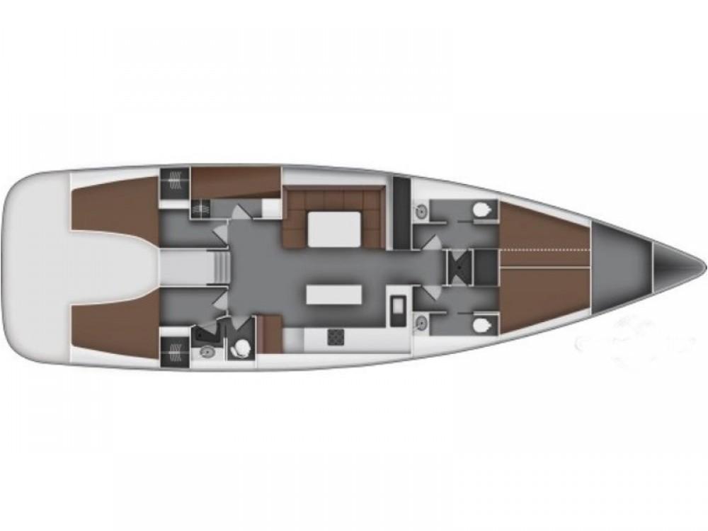 Location bateau Bavaria Bavaria 55 Cruiser à Álimos sur Samboat