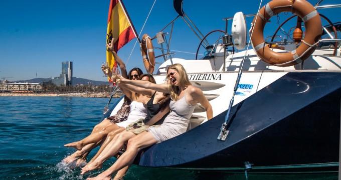 Louez un Jeanneau Jeanneau Sun Odyssey 54DS à Barcelone