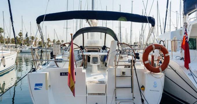 Louez un Bénéteau Oceanis 43 à Barcelone