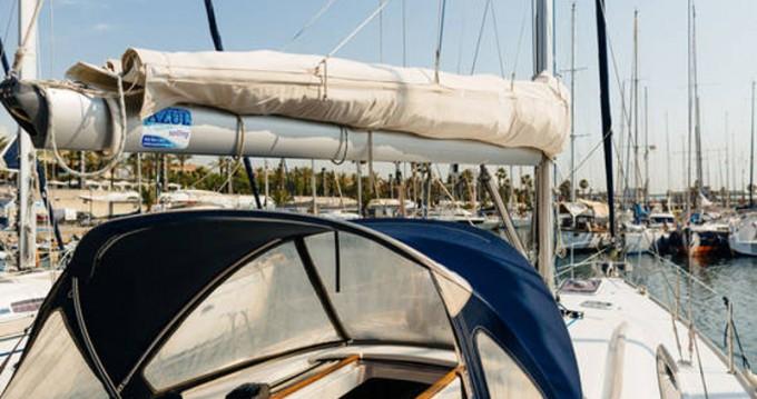 Location bateau Bénéteau Oceanis 43 à Barcelone sur Samboat