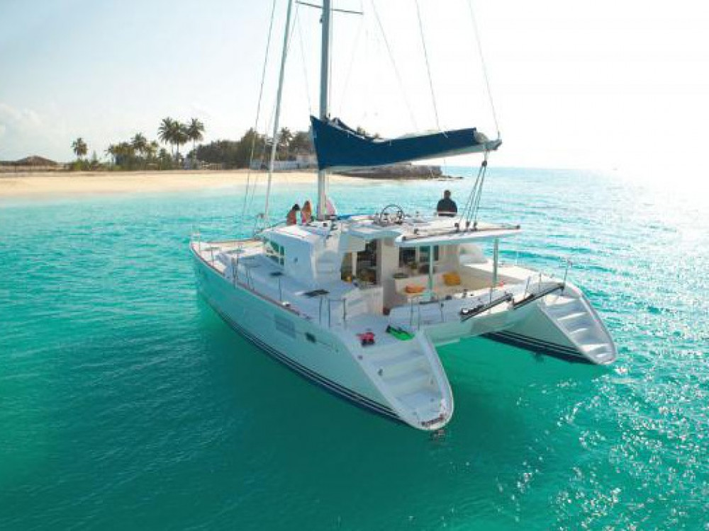 Location yacht à Port Olímpic - Lagoon Lagoon 440 sur SamBoat