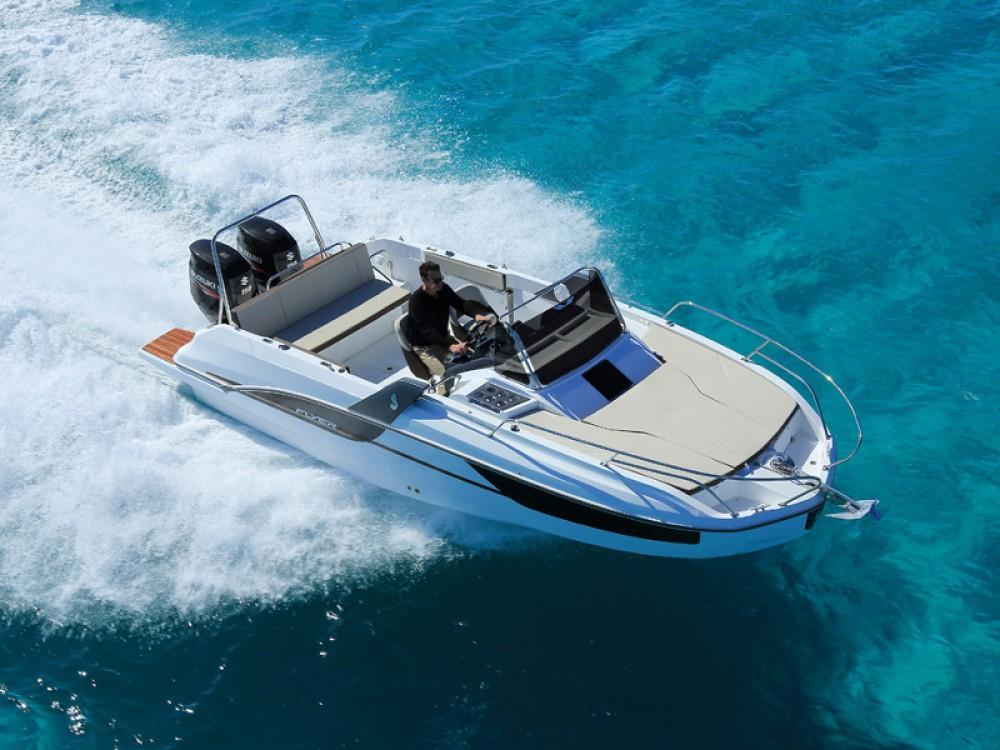 Location bateau Bénéteau Beneteau Flyer 7.7 SUNdeck à Trogir sur Samboat