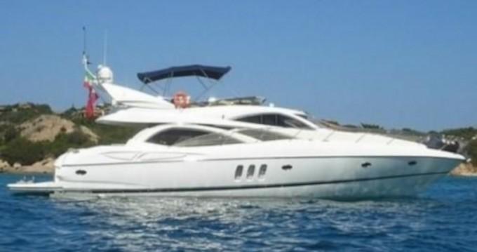 Location bateau Sunseeker Sunseeker 64 à Donji Seget sur Samboat