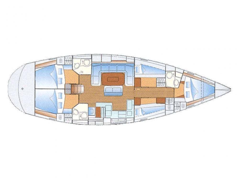 Location yacht à Sitges - Bavaria Bavaria 50 Cruiser sur SamBoat