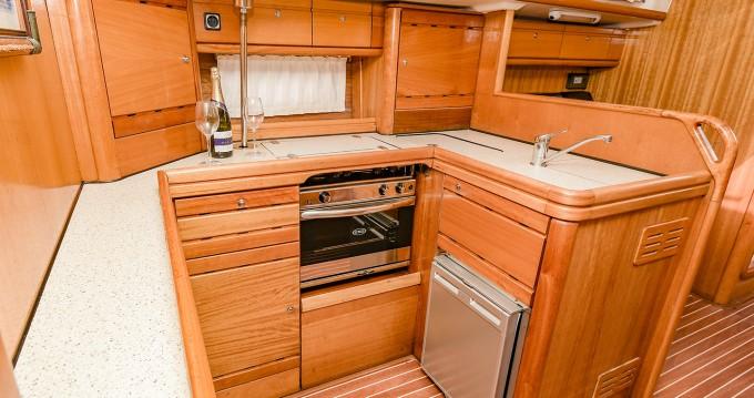 Louez un Bavaria Bavaria 50 Cruiser à Port de Sitges Aiguadolç