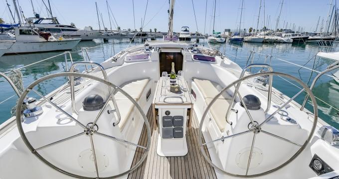 Location bateau Bavaria Bavaria 50 Cruiser à Port de Sitges Aiguadolç sur Samboat
