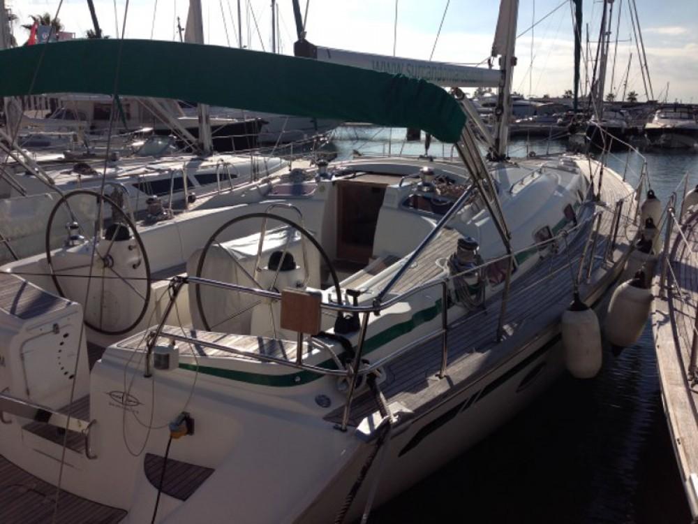 Bavaria Bavaria 50 Cruiser entre particuliers et professionnel à Sitges