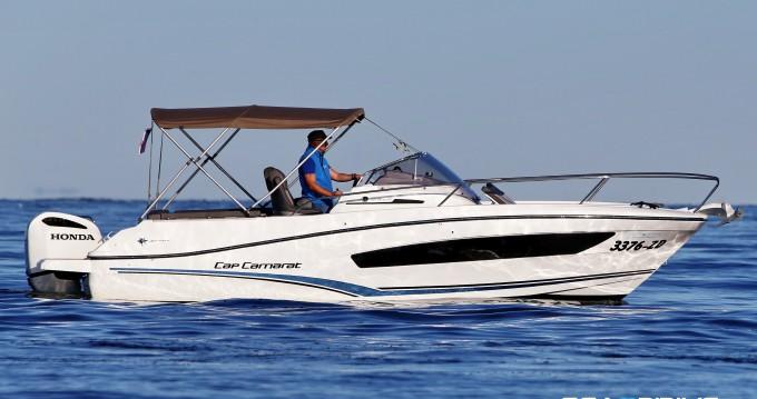 Location yacht à Zadar - Jeanneau Cap Camarat 7.5 sur SamBoat