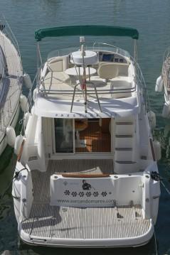 Jeanneau Prestige 32 entre particuliers et professionnel à Port de Sitges Aiguadolç