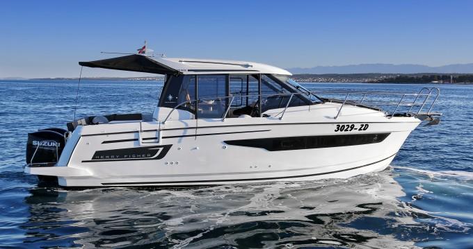 Location yacht à Zadar - Jeanneau Merry Fisher 895 sur SamBoat