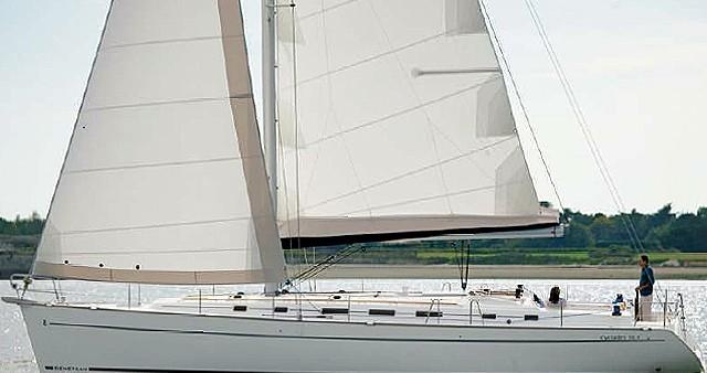 Location bateau Bénéteau Cyclades 50.5 à San Vincenzo sur Samboat