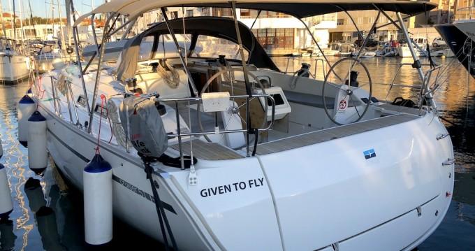 Bavaria Cruiser 51 entre particuliers et professionnel à Zadar