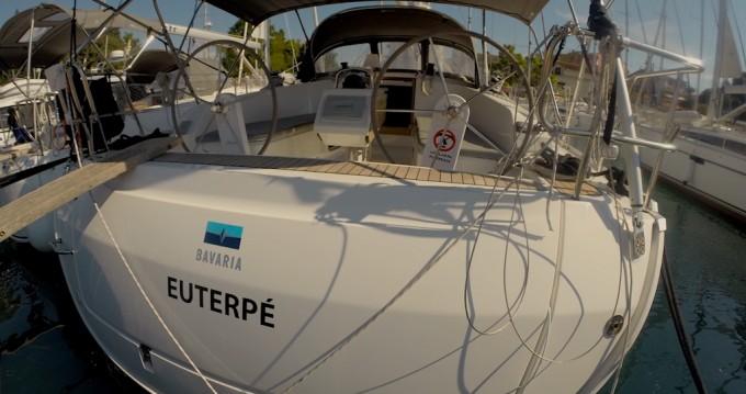 Location bateau Zadar pas cher Cruiser 41