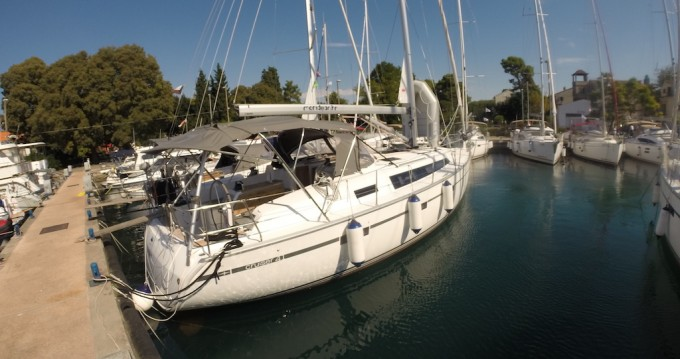 Bavaria Cruiser 41 entre particuliers et professionnel à Zadar