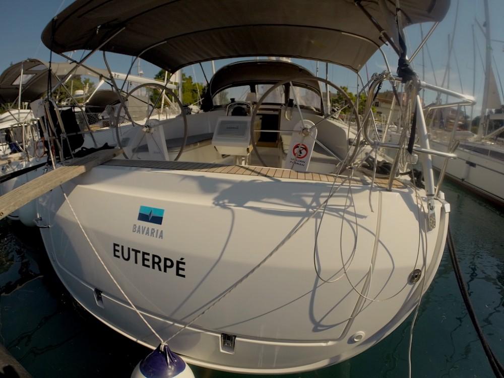 Location yacht à Zadar - Bavaria Bavaria Cruiser 41 sur SamBoat