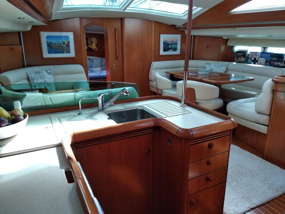 Location yacht à Leucade - Jeanneau Sun Odyssey 54DS sur SamBoat