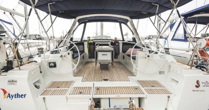 Louer Voilier avec ou sans skipper Bénéteau à Salerno
