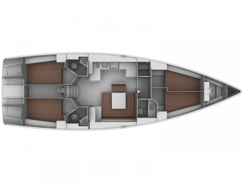 Location bateau Furnari pas cher Bavaria 46 Cruiser