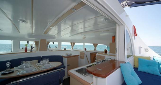 Location Catamaran à Capo d'Orlando - Lagoon Lagoon 380 S2