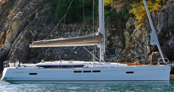 Jeanneau Sun Odyssey 519 entre particuliers et professionnel à Salerno
