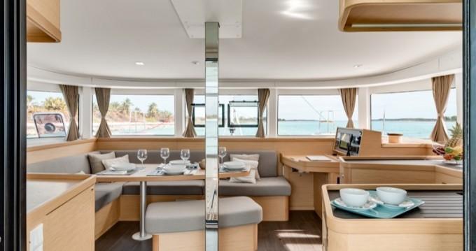 Location yacht à Salerno - Lagoon Lagoon 42 sur SamBoat