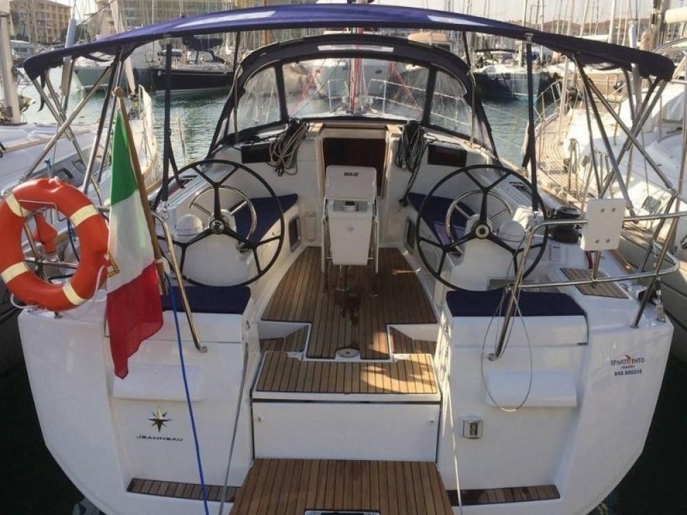 Louez un Jeanneau Sun Odyssey 409 à Trapani