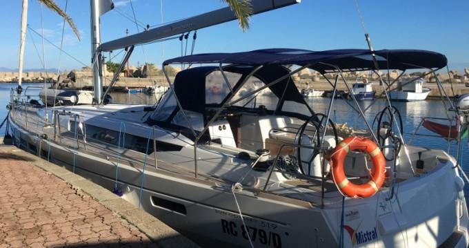 Location bateau Jeanneau Sun Odyssey 519 à Trapani sur Samboat