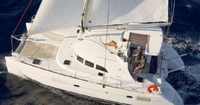 Location Catamaran à Salerno - Lagoon Lagoon 380 S2