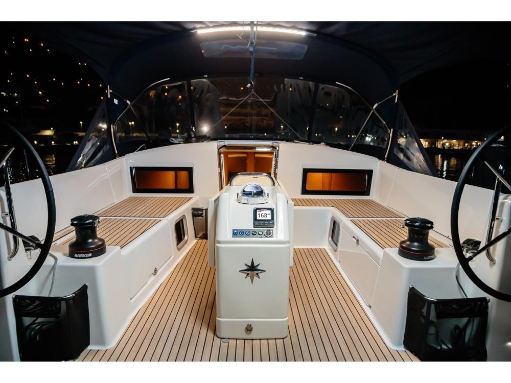 Jeanneau Sun Odyssey 490 entre particuliers et professionnel à Capo d'Orlando Marina